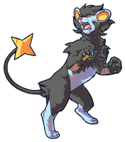 PDC 3: Luxray