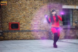 Violet - Incredibles by Paper-Cube