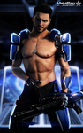 Men of the Normandy - Kaidan by Me4Fan