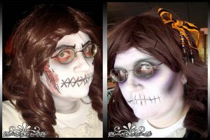 Halloweekends 2014 Week 8 by kuroitenshi13