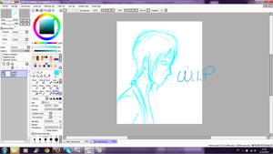 W.i.p by GriellaAnime