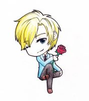 OHSHC: Tamaki by BloodRose2121