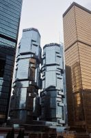 Lippo Centre 1, Hong Kong by wildplaces