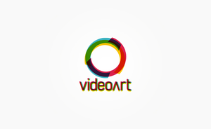 Videoart logo by alextass
