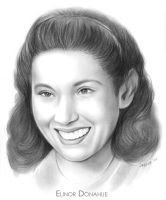 Elinor Donahue by gregchapin