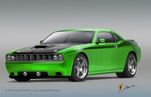 AAR Cuda by burningman