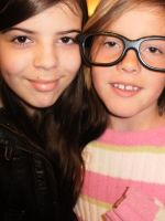 Me and Sophie 01 by abbeyagraves