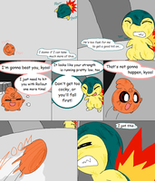 I.16. The Battle_Pg13 by PokreatiaForms
