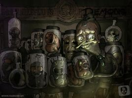 Tainted Goods by DeathInkNG