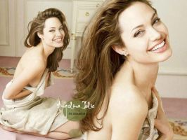 Angelina jolie Perfect Smile by Adams18