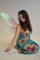 Cima in Flower Dress  022 by FairieGoodMother