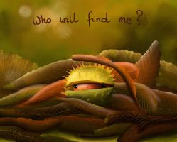 who will find me? by rozalek