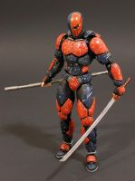 Deathstroke by AnthonysCustoms