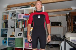 My new wetsuit by T-boz