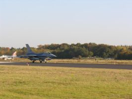 F-16's take off by kaasjager