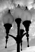 Lamp Post by Damascena