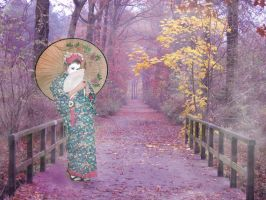 Piccola Geisha by Flore