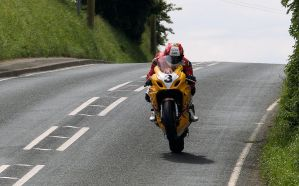 Senior TT 2009 Michael Rutter by ManxTurty