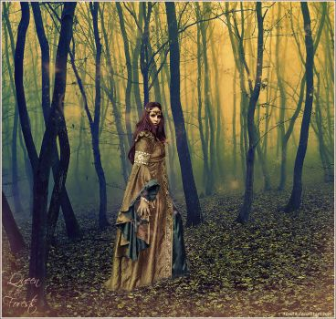 .:: Queen of the Forests ::. by DeSSiTa
