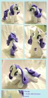 Rarity by CoffeeCupPup