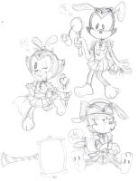 _Sailor Animaniacs XD_ by Fire-Miracle