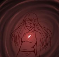Drawing Day - Heartbeat by Tuinen