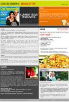 newsletter by jazzby