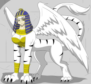 A Minx as a Sphinx_Tigress TF/TG Page 6 by TFSubmissions