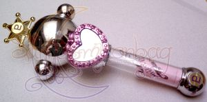 Sailor Pluto Lip Rod by SakkysSailormoonToys