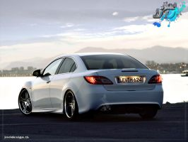 Mazda 6 Sedan '08 by Joel-Design