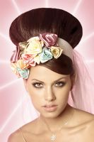 Brides: Covergirl by GABOGRAFICO