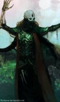 Dark Eldar: Haemonculous by Beckjann