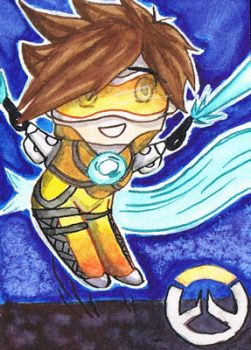 Here comes Tracer! by GenaForks