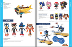 Upcoming Sonic toys part 2 by Wakeangel2001
