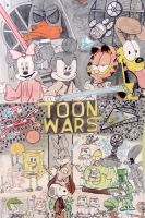 Toon Wars by BillyBones0704