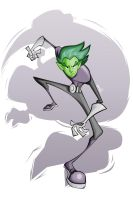 Beast Boy by Tigerhawk01