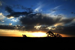 Country Sunset 2 by Tiberius47
