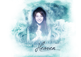 Ailee: Heaven Sketch Version by aethia321