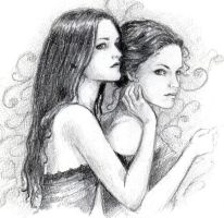Sisters by Evels-Selena