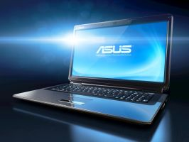 Asus Packshot by MUCK-ONE