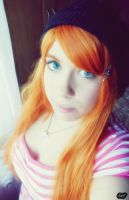 Cosplay Orihime Inoue (Casual Session) 3 by SaFHina