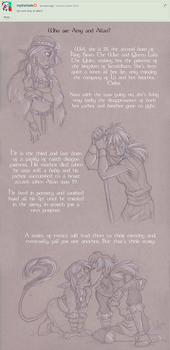 Ask My Ocs - Meet the Heroes by GreenOverGreen