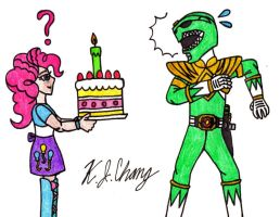 Not The Green Candle! by StealthNinja5
