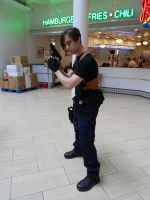 Otakon 2012 - Leon S. Kennedy [Resident Evil] by Angel1224