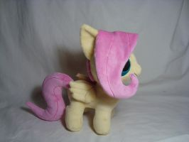 Fluttershy filly - other side by PlanetPlush