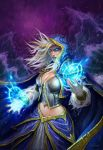 Jaina Proudmoore Hearthstone Hero Portrait by Arsenal21