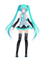 Download Tda double Miku (???) surprise by YamiSweet