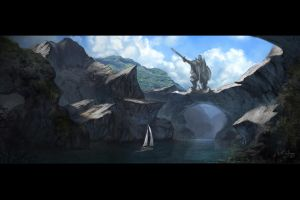 Hero's Pass by richytru