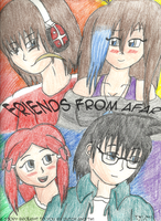 Commission - Friends from Afar Cover by DunamisSolgard1002
