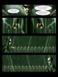 Matrix Comic by marlontorres